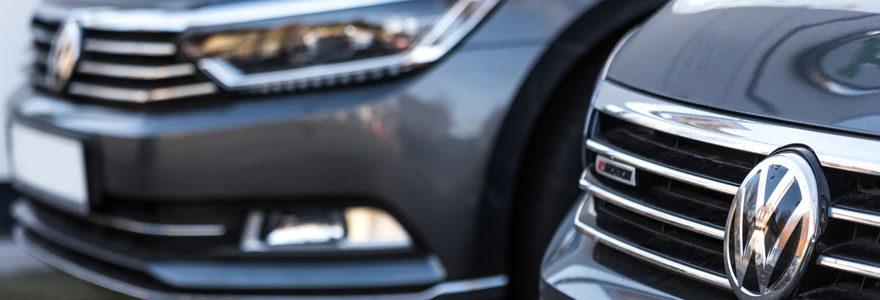 véhicules Volkswagen